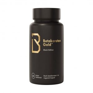 Betakroten Gold Black Edition